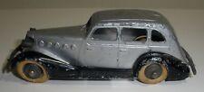 Tootsietoy Lasalle Sedan Tootsie Toy SILVER & BLACK