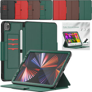 For iPad Pro 11 Mini 7th 8th Gen Case Cover Smart Sleep PU Leather Protective