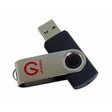 Shintaro SHR64GB | 64GB Rotating Pocket USB Memory Stick (64GB)