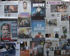 Ryan Gosling - clippings/cuttings/articles packs