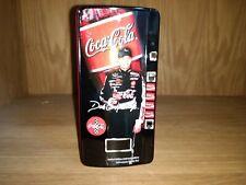 Dale Earnhardt Jr. 1/64 scale Coke Polar Bear Monte Carlo in Vending machine tin
