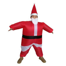 Christmas Funny Inflatable Costume Suit Party Inflatable Jumpsuits Santa S