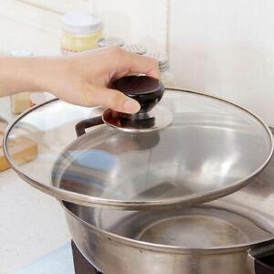 Replacement Kitchen Cookware Pot Saucepan Pan Lid Hand Knob UK Grip Q5J I6N7