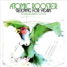 ATOMIC ROOSTER - SLEEPING FOR YEARS: THE STUDIO RECORDINGS 1970-1974 NEW CD