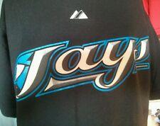 Vintage Toronto Blue Jays Vernon Wells Majestic t-shirt. Mlb