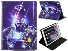 iPad Mini 1 2 3 4 5 Tanos Avengers Marvel End Game Iron Man New Smart Case Cover