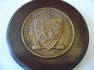 tape de bouche marine ESGN école supérieure de guerre navale