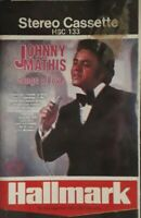 Johnny Mathis-Sings Of Love Cassette.1964 Hallmark HSC 133.Let's Do It/Love Eyes