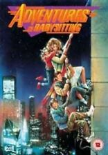 Adventures in Babysitting 5017188887328 DVD Region 2
