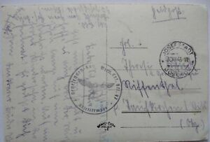 Böhmen Et Moravie, Franchise Militaire 1943 De Josefstadt, Ak Chemin de Fer