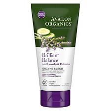 Avalon Organics - Lavender Luminosity Exfoliating Enzyme Scrub 100ml