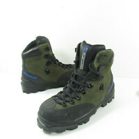 Montrail Ice Genolyw Hiking Climbing Boots Womens Size 7 Leather Mountaineering