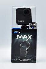 GoPro Hero Max Actioncam Outdoorcam 16,6 MP 360°Modus Wasserdicht GPS NEU OVP