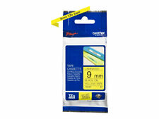 Brother TZe-621 Black on yellow Roll (0.9 cm x 8 m) 1 roll(s) laminated TZE621