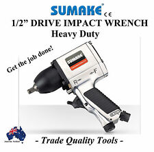 "SUMAKE 1/2"" DR IMPACT GUN HEAVY DUTY TRADE QUALITY WRENCH AIR TOOLS SPECIAL"