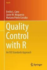 Quality Control with R : An ISO Standards Approach: By Cano, Emilio L. Martin...