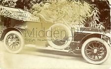 RA422 Early RP POSTCARD Vintage Wolseley Siddeley Car - I think