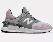 NEW Balance 997 Sneaker Gray Leather Womens Sz 8 ws997jnc