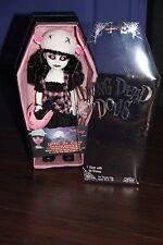 living dead dolls doll little bo creep scary tales ldd c.neuve complète