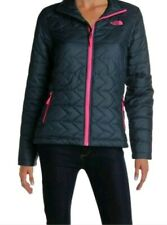 THE NORTH FACE WOMENS TAMBURELLO SKI JACKET URBAN NAVY UK SIZE L New