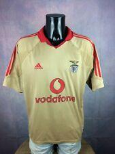 BENFICA Maillot Jersey Camiseta Away 2004 2005 Adidas Portugal Primeira Lisboa