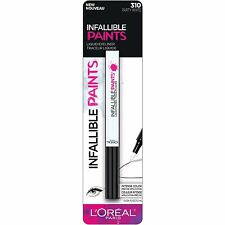 LOREAL Infallible Paints Liquid Eyeliner WHITE PARTY 310 Eye Liner NEW