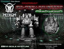 Hitech Miniatures - 28SF021 Megatherion 28mm Warhammer 40k 40000