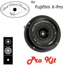 Skink Pinhole Pancake Objektiv Retro Pro Kit - Fujifilm Finepix X Pro1 T1 M1 E1