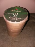 Heineken Beer Coasters Lot Of 100 UEFA Soccer Champions League