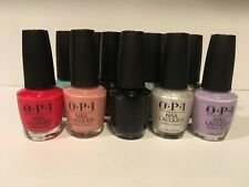 OPI Nail Polish, 0.5 oz, Many Colors-You Pick- list #2