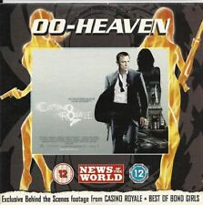 00-HEAVEN: BEHIND THE SCENES FOOTAGE FROM CASINO ROYALE + BEST OF BOND GIRLS