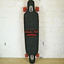Atlantic Rift Red Longboard Wave 42