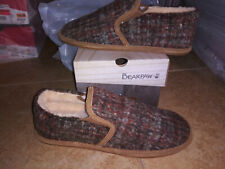 NEW $39 Womens Bearpaw Alana Slippers, size 11          shoes