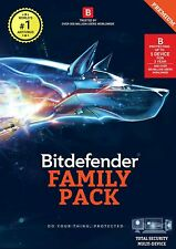 Bitdefender Total Security 2020 | 5 Devices 3 Years | Download INSTANT DELIVERY