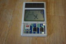 Casio Money & Bomb Handheld Electronic 1982 Solar CG-20 (Nintendo Game & Watch)