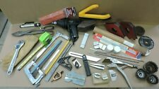 Welding Tools Lot Workshop Hand Tools Shop Tools Metal Working Machine Shop