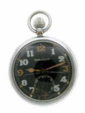 Stainless Steel Pocket Watches with 15 Jewels