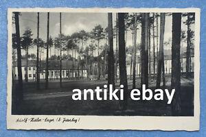 # Historische AK 1938 - Adolf-Hitler-Lager b. Jüterbog