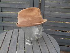chapeau homme de Grande Marque IMPERCORK PARIS taille 56 excellent état