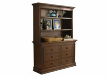 Montana Collection Hutch Espresso - Hutch Only