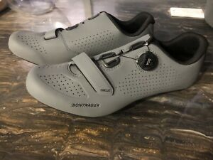 Bontrager Circuit Road Shoe EU48 US14.5 Gray With BOA System