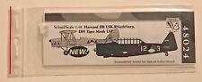 Dutch Decal 1/48 Harvard LSK, RNethNavy. Tiger Moth LSK 48024