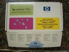 Hp JetDirect 175x J6035A Usb External network Print Server #1