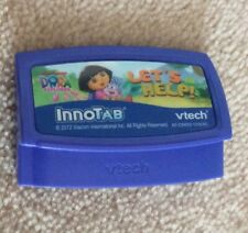 VTech Innotab 1 2 3 3s game cartridge DORA THE EXPLORER