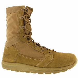 """DANNER® TACHYON 8"""" MILITARY TACTICAL COYOTE AR-670-1 BOOTS 50136 - NEW"""