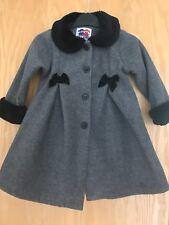 Filles 3-4 ans automne/hiver manteau. polaire Smart Bouton Manteau