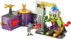 Treasure X Monster Gold Mega Monster Lab With 20 Levels of Adventure MJ41631 ...