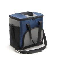 Große Kühltasche 43L Kühlbox Thermotasche Isoliertasche Campingtasche Carrybag