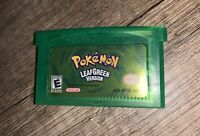 Pokemon: Leaf Green Version (Game Boy Advance)
