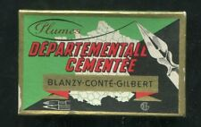 LOT 20 PLUMES SERGENT-MAJOR DEPARTEMENTALE N° 2552 NEUVES - BLANZY-CONTE-GILBERT